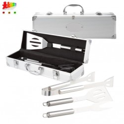 Set per barbecue 3 pz in...