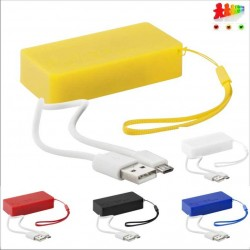 USB power bank 4000 mA in...