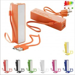 USB power banca 2200 mA con...