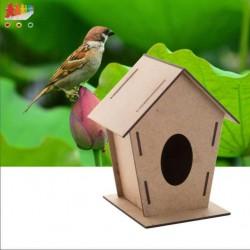 Casetta nido per uccellini...