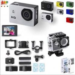 videocamera sportiva