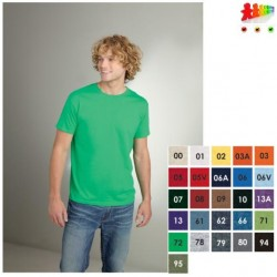 T-shirt  cotone girocolllo...