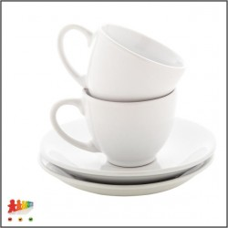 Set 2 tazzine da caffè