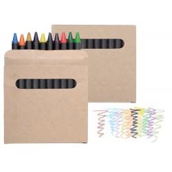 set di 12 matite...