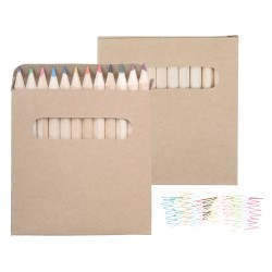 set di 12 matite-PP0 (4C,...